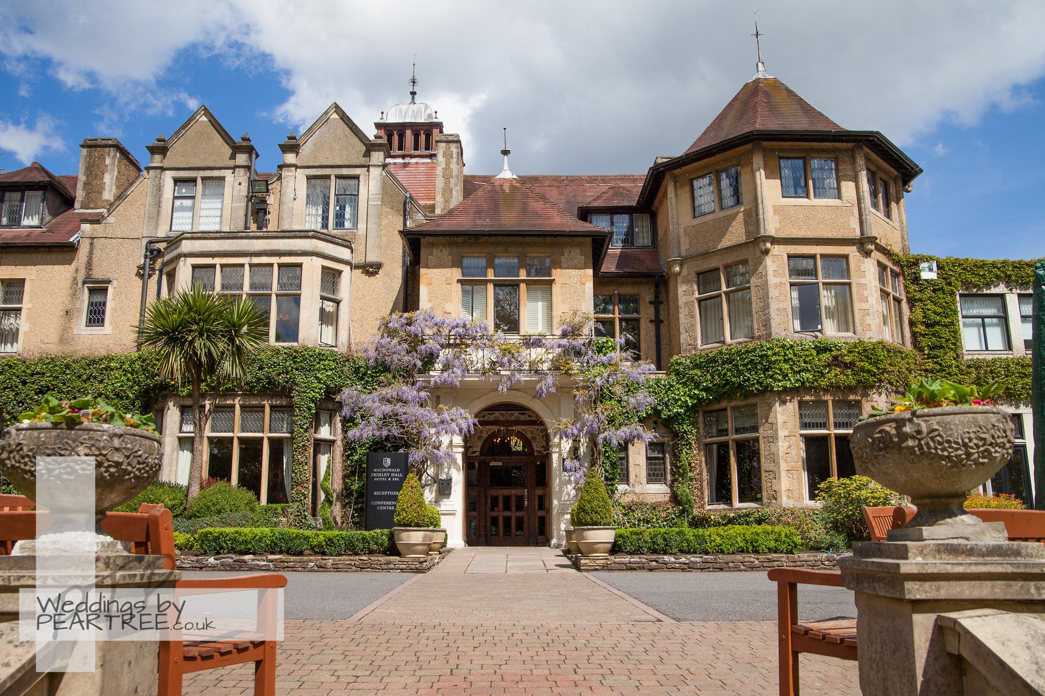 Frimley Park Hotel